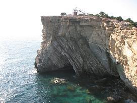 Gavdos, Cape Tripiti