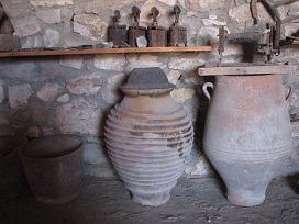 Gavdos, Museum in Vatsiana