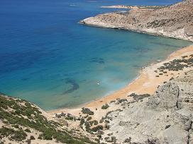Gavdos, Potamos Beach