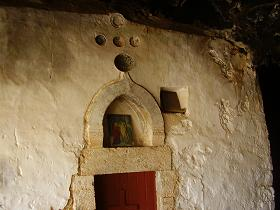 Gouvernetou Monastery, Crete, Gouvernetou klooster, Kreta