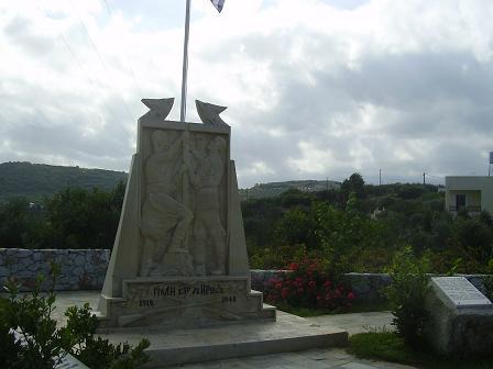 Kalidonia, Kissamos, Crete, Kreta.