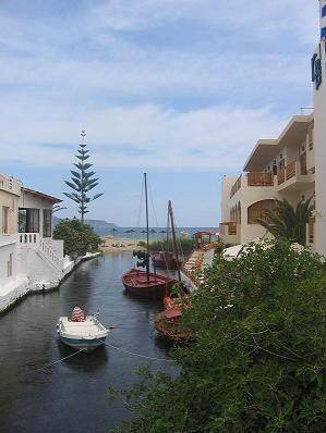 Kalives, Kreta