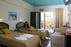 Kalyves Beach Hotel, Kalyves, Kalives, Crete, Kreta.