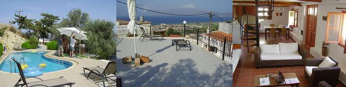 Kastagna Lodge - Kreta