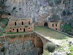 Katholiko Monastery, Crete, Katholiko klooster, Kreta