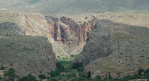Kato Zakros, Crete, Kreta