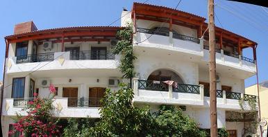 Studios Keramos, Zaros, Kreta