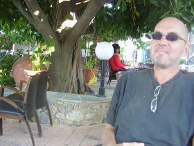 Kissamos Aeras Café, Kreta, Crete