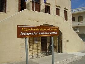 Kissamos Archaeological Museum, Kreta, Crete