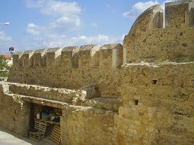 Kissamos Venetian Castle, Venetiaans kasteel, Kreta, Crete