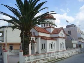 Kissamos Roman baths, Romeinse baden, Kreta, Crete