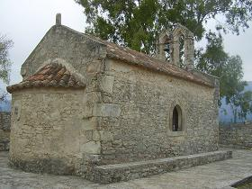 Church of the Koimesis, Apokoronas, Kreta, Crete