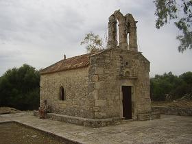 Church of the Koimesis, Apokoronas, Kreta, Crete