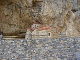 Kotsifou Canyon, Crete, Kreta.