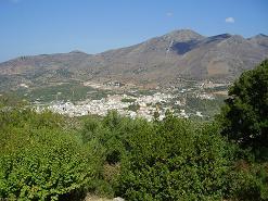 Monstery of Koufi Petra Crete, Het klooster van Koufi Petra op Kreta