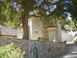 Monstery of Kremasta Crete, Het klooster van Kremasta op Kreta