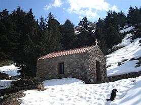 Kreta in de winter, Crete in winter