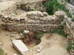 Ancient Kydonia, Chania, Crete, Kreta.