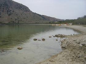 Lake Kournas, Crete, Kreta