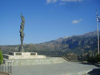 Lakki, Crete, Kreta.