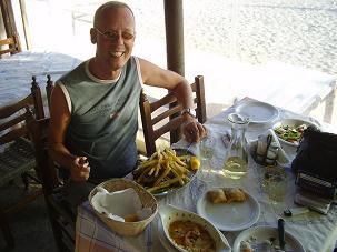 Lambros Taverna Kreta, Crete, Tertsa