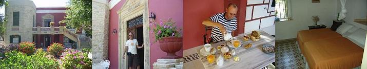 Hotel Archontiko Angelou, Leros