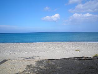 Maleme Beach, Crete.