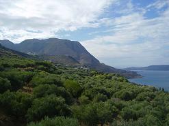 Megala Chorafia, Aptera, Kreta, Crete