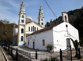 Meskla, Church of the Virgin Mary, Crete, Kreta.
