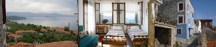 Nassos Guesthouse - Molyvos, Lesbos