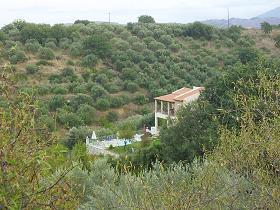 Old Fountain Villas, Galatas, Chania, Crete