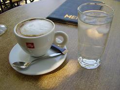 Plaka, Almirida, Café Plateia, Kreta, Crete