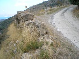 Polyrrinia, Polirinia, Polyrrhenia, Polirrinia, Crete, Kreta.