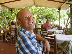 Bali, Porto Paradiso restaurant, Crete, Kreta