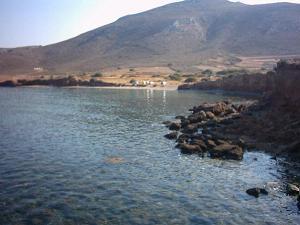 Rizovigio Beach, Crete, Kreta
