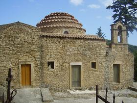 Rotonda Church, Kreta, Crete.
