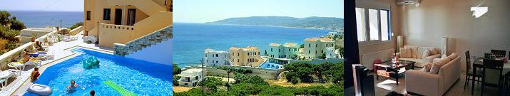 Seabreeze Apartments - Chios