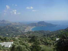 Plakias Bay, Crete, Kreta.