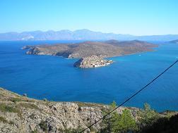 Spinalonga, Kreta, Crete