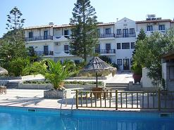 Spiros Soula Apartments Ligaria Beach