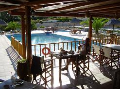 Spiros Soula Apartments, Ligaria Beach, Crete, Kreta