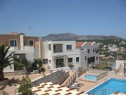 Sunrise Suites, Kalyves, Kalives, Crete, Kreta.