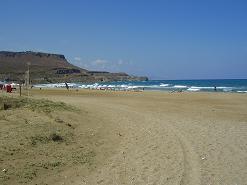 Vathianos Kambos Beach, Crete, Kreta
