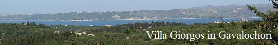 Villas in Crete, Kreta villa's