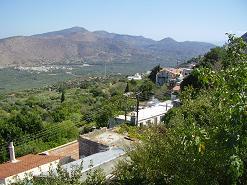 Vrisses, Vrises, Vryses, Crete, Kreta