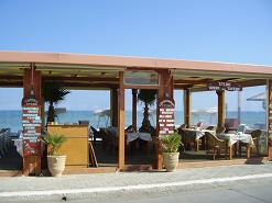 Xilino Tavern in Gouves, Kreta, Crete.