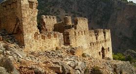 Agia Roumeli, Crete, Kreta