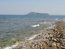 Agii Theodori Island Crete Greece, Agii Theodori eilanden Kreta Griekenland