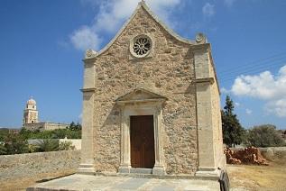Toplou Monastery, Crete, Kreta