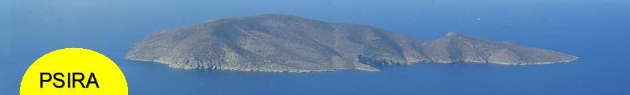 Psira island Crete